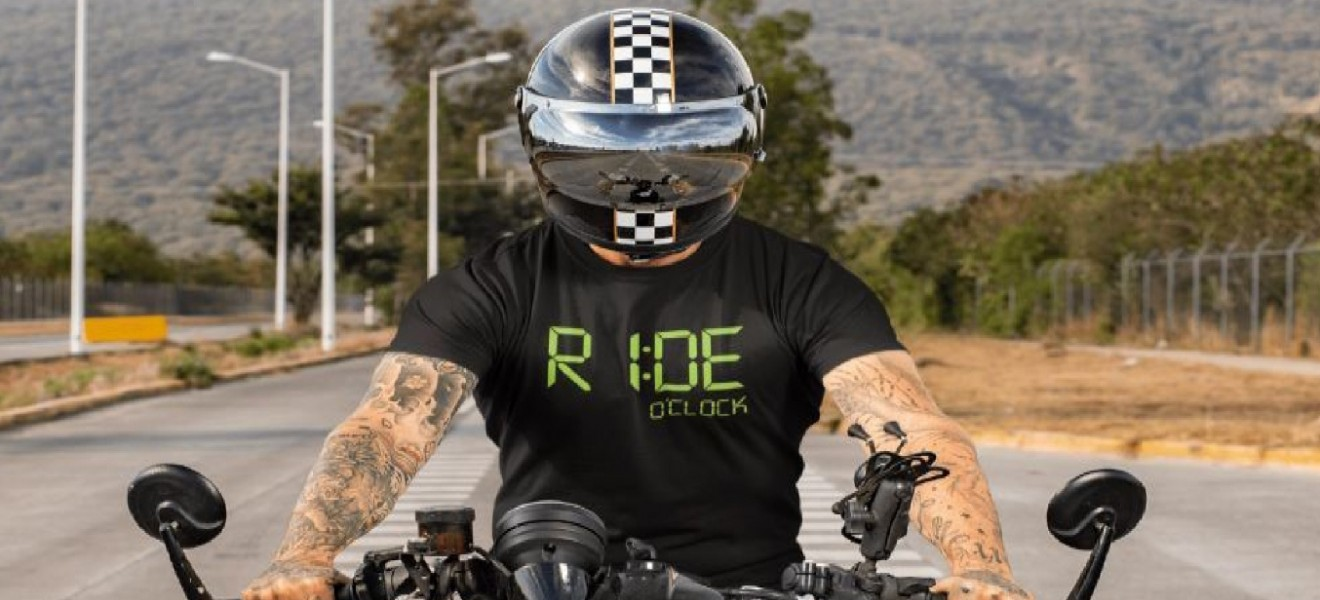 tshirts for riders bikers and motorcyclist